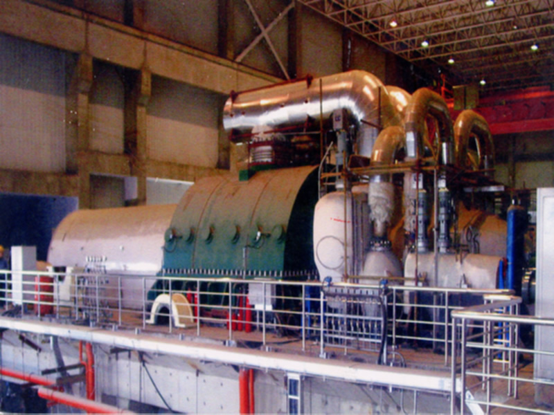 Condensing steam turbine 135~150mw