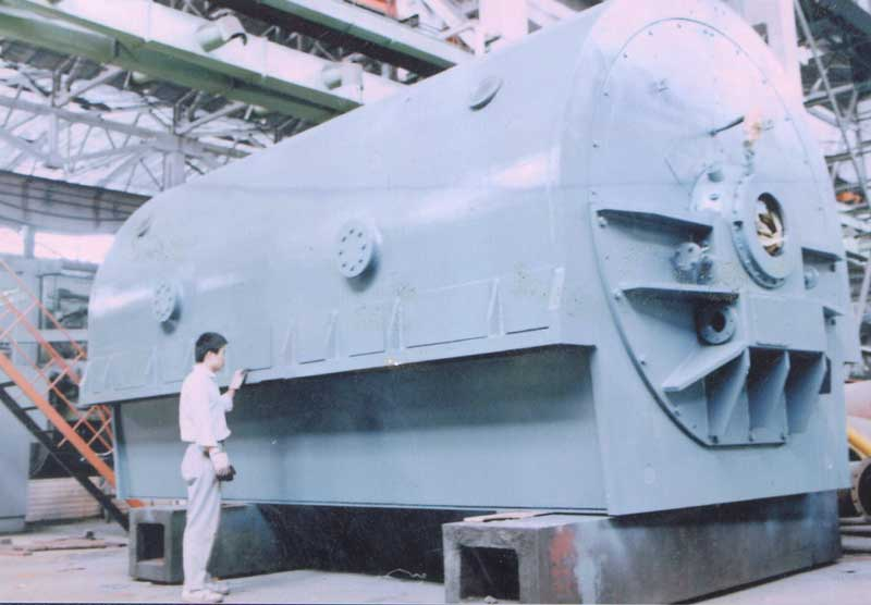 Qfw series steam turbine generator